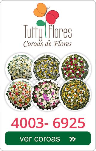 coroa de flores são paulo tutty